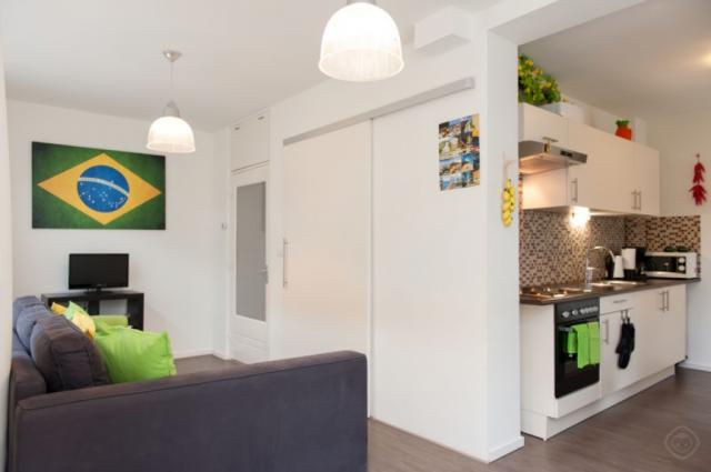 Brazil apartment Amsterdam